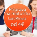 Last minute príprava na maturitu z angličtiny